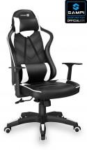 Herná stolička Connect IT LeMans Pro (CGC-0700-WH)