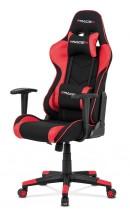 Herná stolička Crash červená