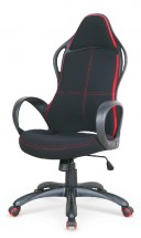 Herná stolička Easygamer čierna, červená