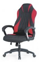 Herná stolička Experience čierna, červená