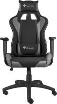 Herná stolička Genesis Nitro 440 čierno-sivá tkanina - NFG-1533