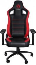 Herná stolička Marvo CH-118 čierno-červené