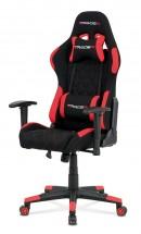 Herná stolička Powergamer červená