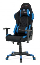 Herná stolička Powergamer modrá