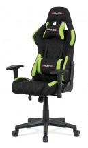 Herná stolička Powergamer zelená