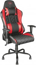 Herná stolička Trust GXT 707R Resto červená 22692