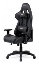 Herná stolička Wiper čierna