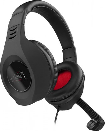 Herné CONIUX Stereo Gaming Headset, black