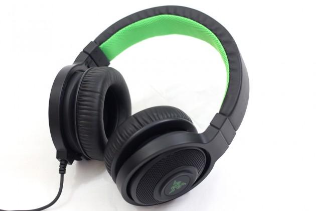 Herné Herní sluchátka Razer Kraken Black, černá