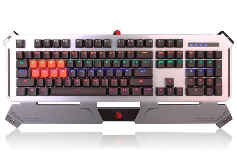Herné klávesnice A4tech Bloody B740A