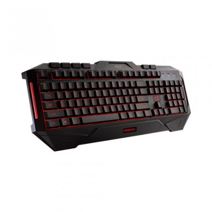 Herné klávesnice Asus Cerberus Keyboard US