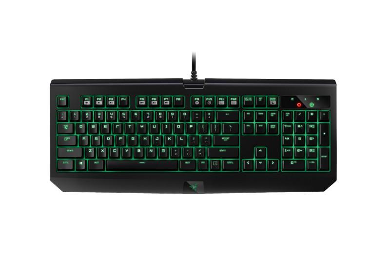 Herné klávesnice Razer BlackWidow Ultimate Stealth 2014 (RZ03-00386000-R3M1)