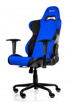 Herné kresla AROZZI herní židle TORRETTA/ černomodrá