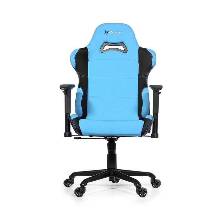 Herné kresla AROZZI herní židle TORRETTA XL/ černoazurová
