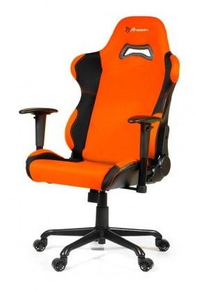 Herné kresla AROZZI herní židle TORRETTA XL/ černooranžová