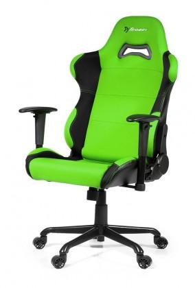 Herné kresla AROZZI herní židle TORRETTA XL/ černozelená