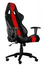 Herne kreslo C-TECH PHOBOS (GCH-01R), čierno-červené