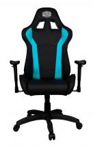 Herné kreslo Cooler Master CALIBER R1, čierno-modré