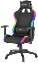 Herné kreslo Genesis Trit 500 RGB s RGB podsvietením