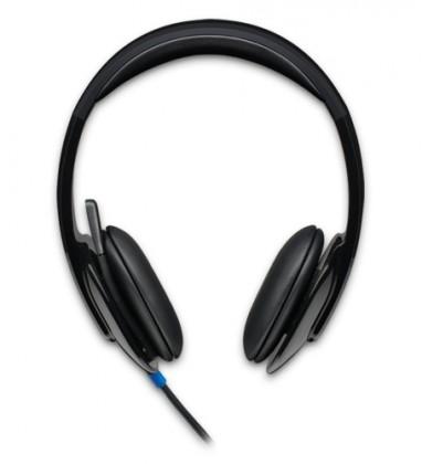 Herné Logitech USB Headset H540