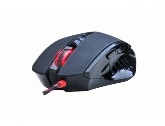 Herné myši A4tech V8, čierna