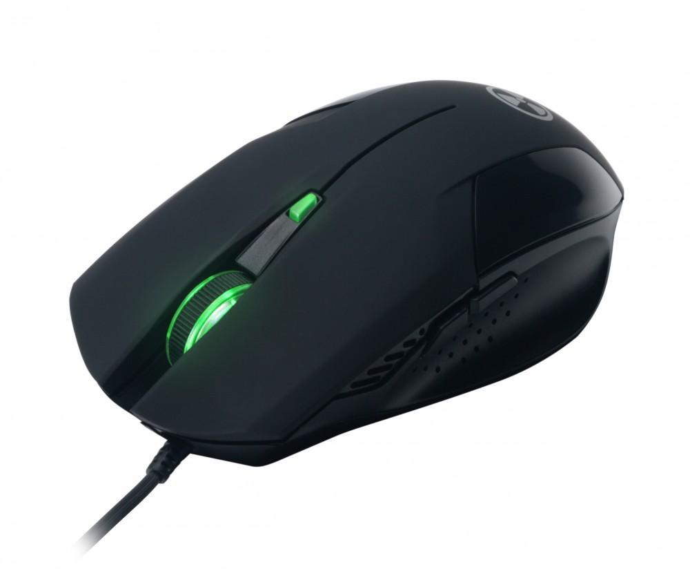 Herné myši Connect IT Battle Mouse CI-78, čierna