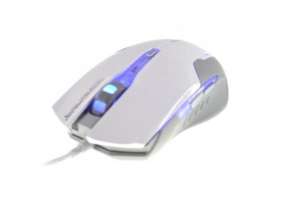 Herné myši E-Blue Myš Auroza G, biela