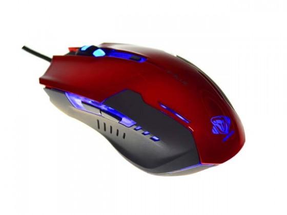 Herné myši E-Blue Myš Auroza G, červená