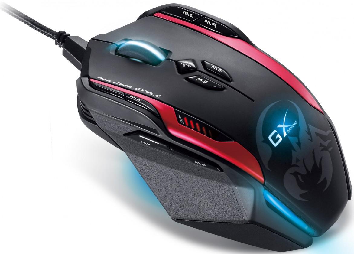 Herné myši Genius GX Gaming GILA