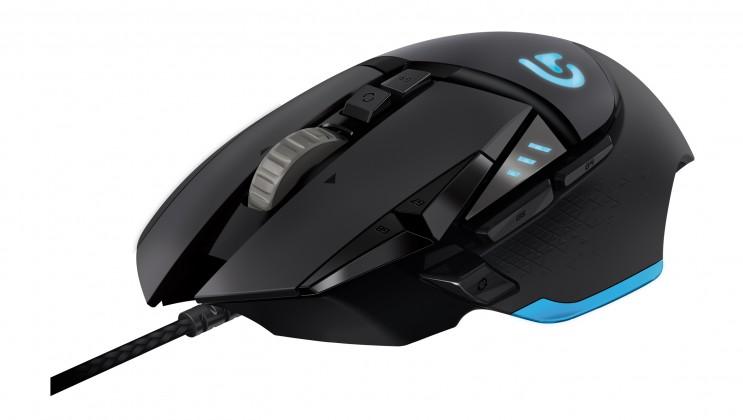Herné myši Logitech myš G502 Proteus Core
