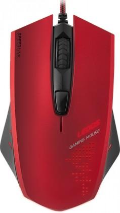 Herné myši SPEED LINK LEDOS Gaming Mouse, červená