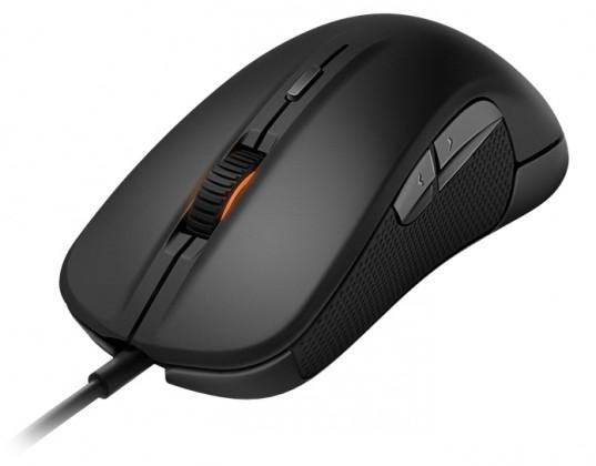Herné myši Steelseries Rival 300 Black