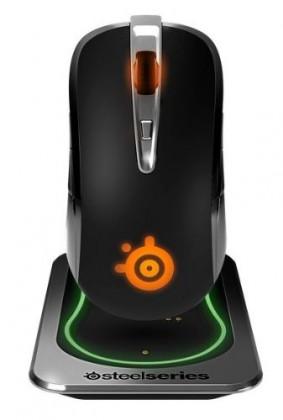 Herné myši SteelSeries Sensei Wireless Gaming Mouse (62250)
