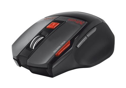 Herné myši Trust GTX 120, čierna
