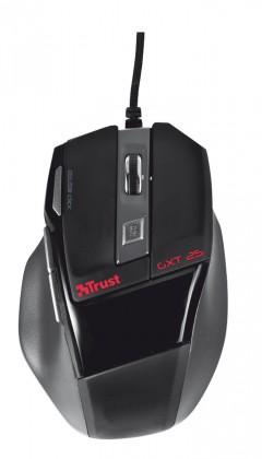 Herné myši Trust GXT 25 Gaming Mouse