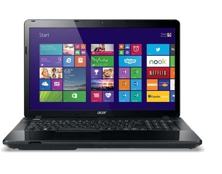 Herné notebook Acer Aspire E1-772G (NX.MHLEC.002)