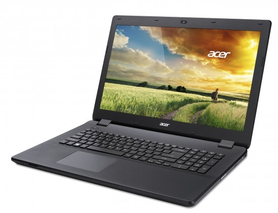 Herné notebook Acer Aspire ES 17 NX.MZTEC.004 ROZBALENÉ