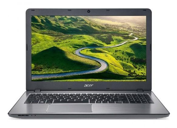Herné notebook Acer Aspire F15 NX.GD9EC.001, strieborná