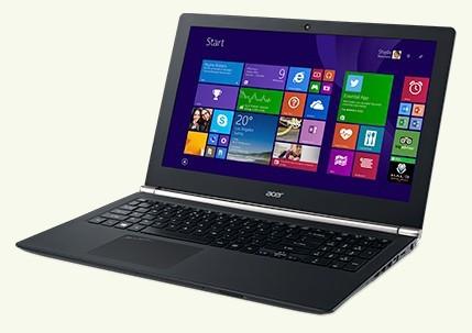 Herné notebook Acer Aspire V15 Nitro NX.MQLEC.004
