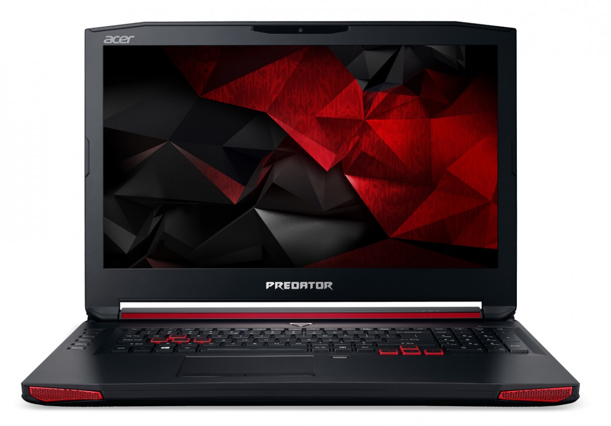 Herné notebook Acer Predator 17 NX.Q03EC.001