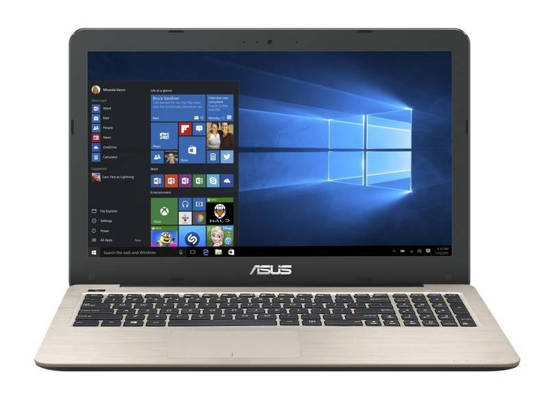 Herné notebook Asus F556UB-DM064T