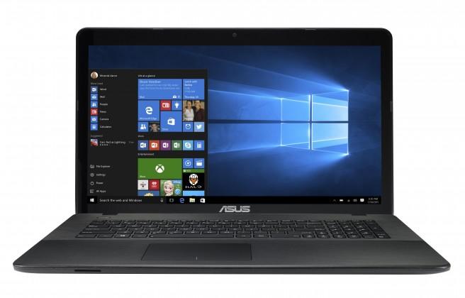 Herné notebook Asus F751LB-T4172T