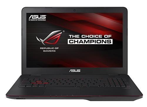 Herné notebook ASUS G551VW-FW170T i7-6700HQ/16GB/128GB + 1TB SSD/nG960M/DVD/15,6