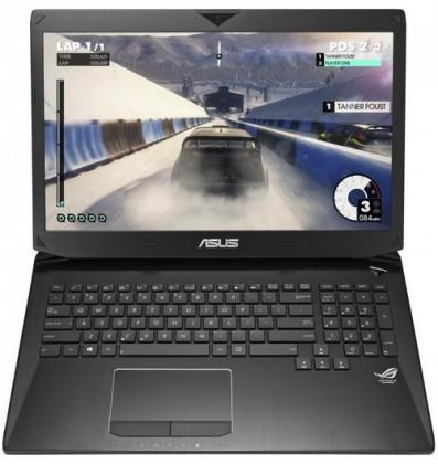 Herné notebook Asus G750JS-T4070H