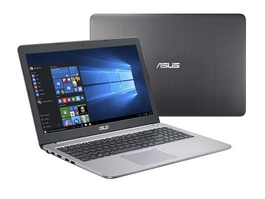 Herné notebook Asus K501UW-DM043T, čierna/sivá