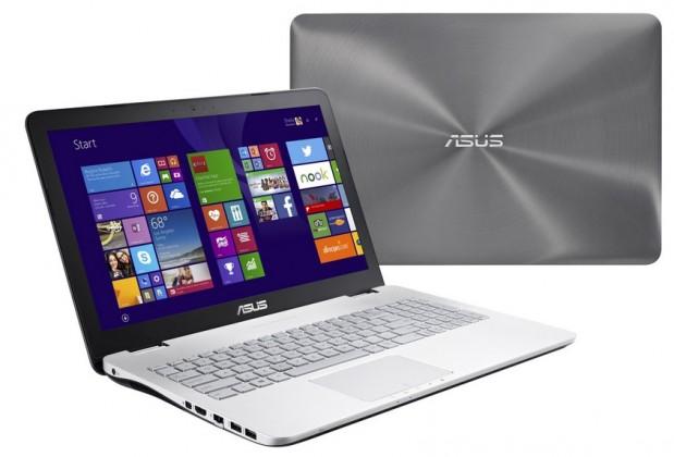 Herné notebook Asus N551JK-CN211H