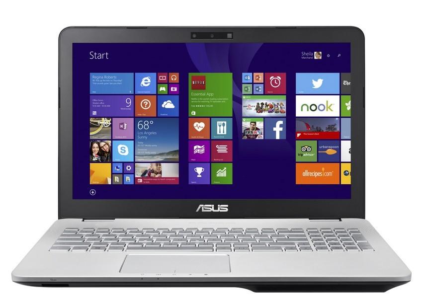 Herné notebook Asus N551ZU-CN007H