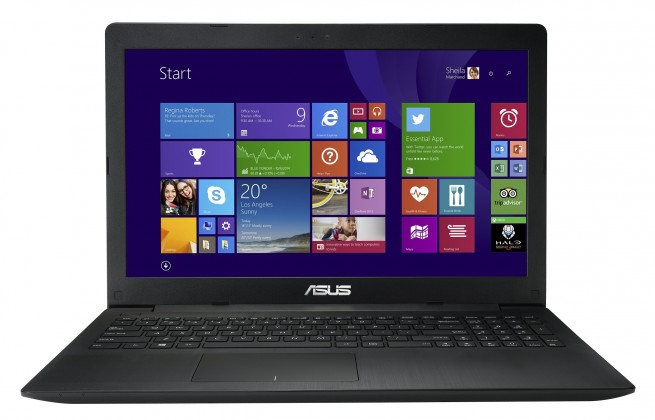 Herné notebook Asus X552MD-SX060H