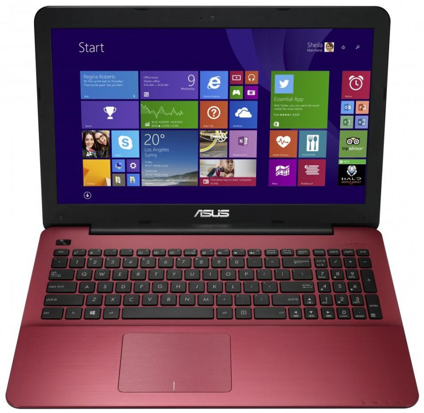 Herné notebook Asus X555LN-XX414H