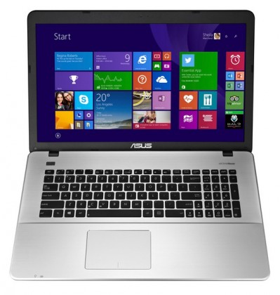 Herné notebook Asus X751LN-TY008H